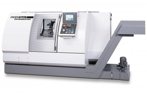 DMG CTX 400-S2
