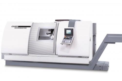 DMG CTX 500